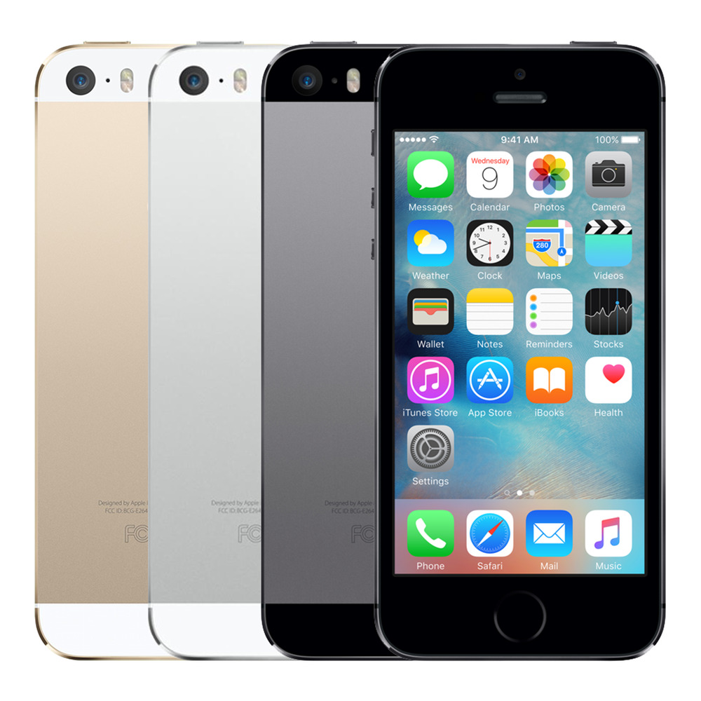 Apple iPhone 5s 16GB IOS 4G LTE Verizon Wireless Space ...