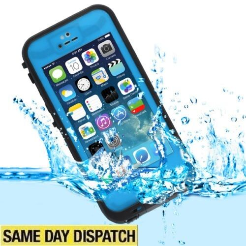 Waterproof Dustproof Mudproof Shockproof Protection Case Cover for iPhone 6s 5s