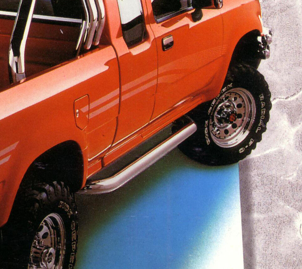 Smittybilt Sure Step Side Bars. Dodge Ram XCab 1500 1995