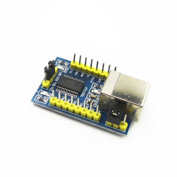 5PCS FT232RL Module USB to Serial to TTL Converter power supply with USB