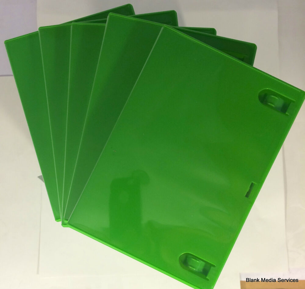 5 microsoft xbox dvd video game case blank new empty replacement hq cover amaray