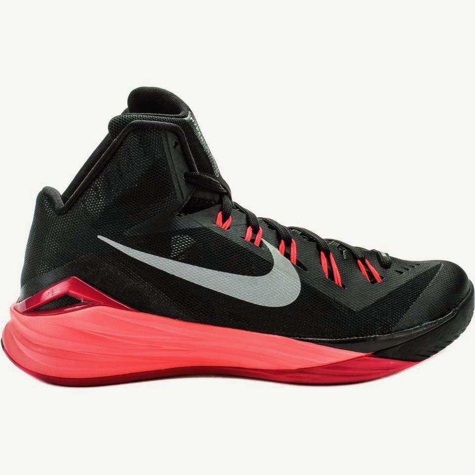 9c8773c01614 Details about NIKE Hyperdunk 2014 Black Hyper Punch Basketball Shoes  Sneakers NEW Mens 11 14