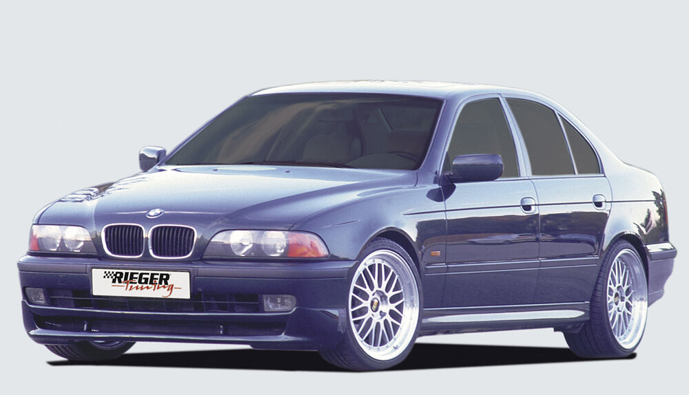 Rieger Frontspoilerlippe F R Bmw 5er E39 Limousine