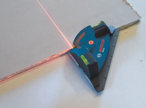 Laser Square Level Alignment Guide Lazer Build Precise
