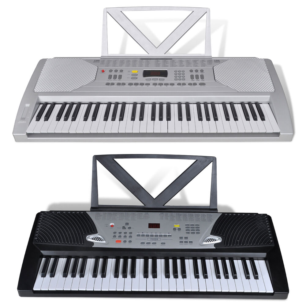 elektro fun keyboard e piano lernfunktion 100 sounds. Black Bedroom Furniture Sets. Home Design Ideas