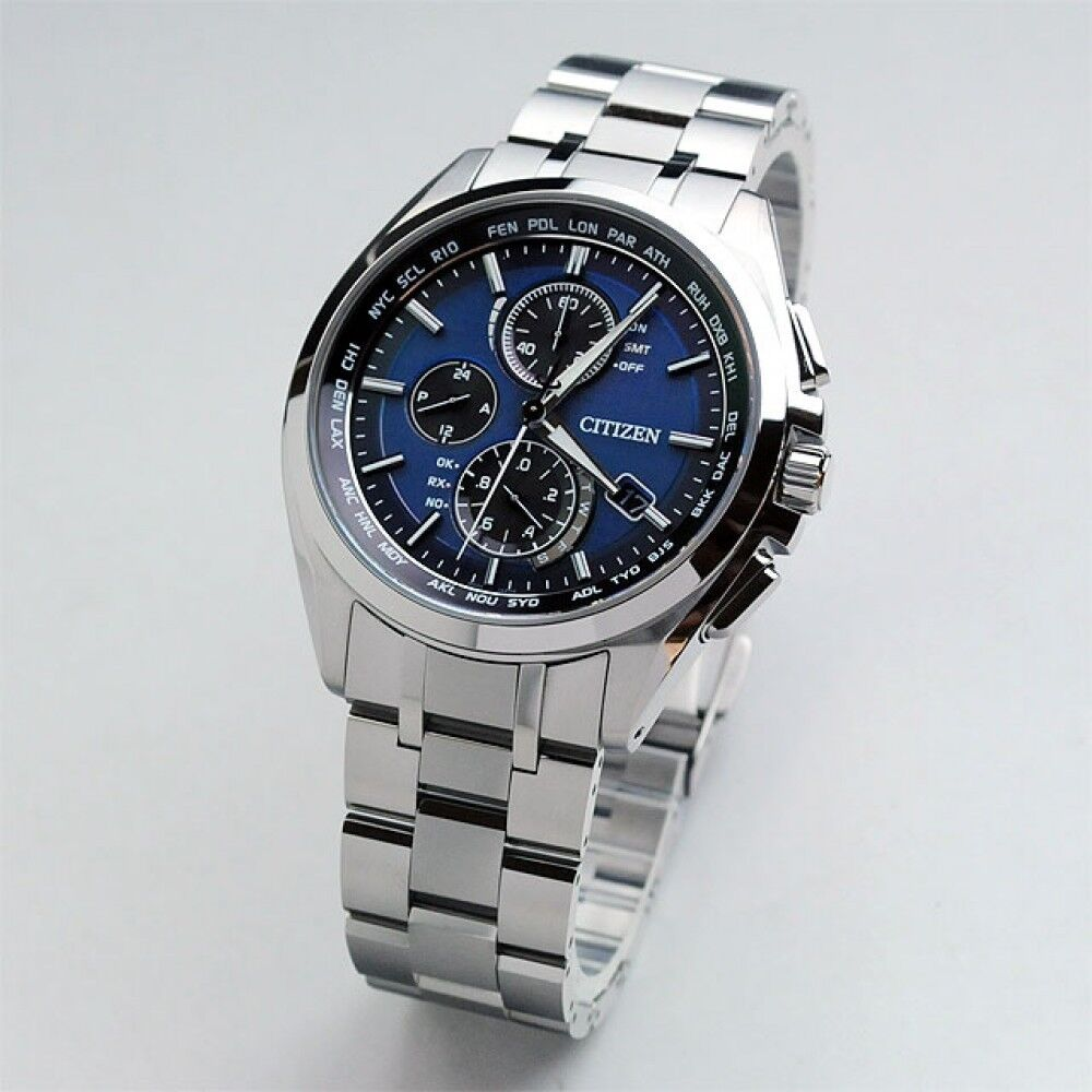 New citizen attesa eco drive men 39 s watch at8040 57l f s japan best gift 4974375442351 ebay for Watches japan