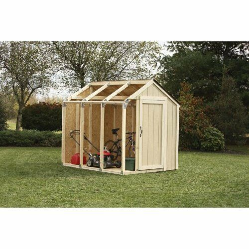 S for Outdoor storage shelter