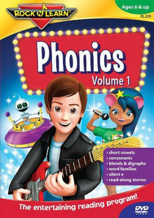 Amazon.com: Rock 'N Learn: Phonics & Reading: Various ...