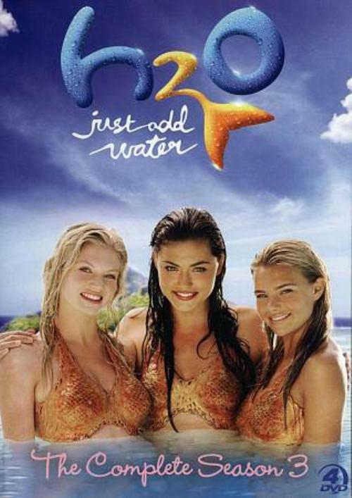 H2o just add water the complete season 3 new dvd for H2o season 2