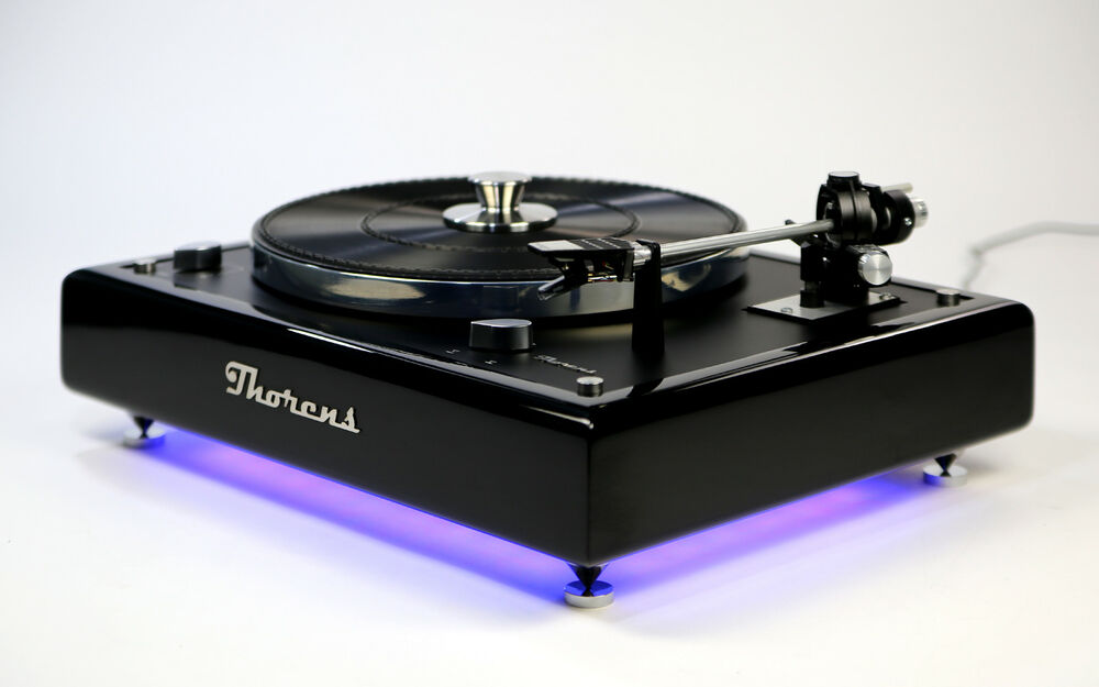 thorens td 145 plattenspieler turntable designerst ck mit. Black Bedroom Furniture Sets. Home Design Ideas