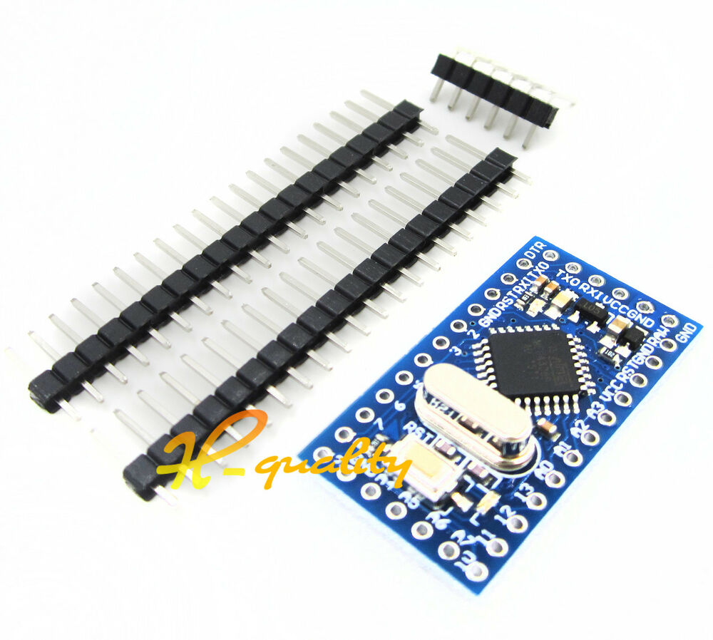 New pro mini atmega board v m arduino compatible