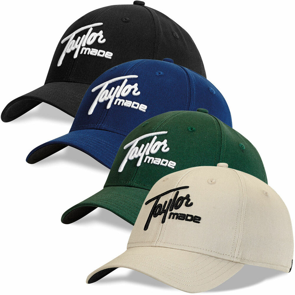 9513c2474a7 Details about Taylormade Golf Structured 1979 Limited Edition Cap Hat