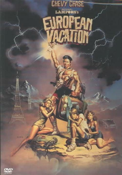 National Lampoon's European Vacation [1900] [English