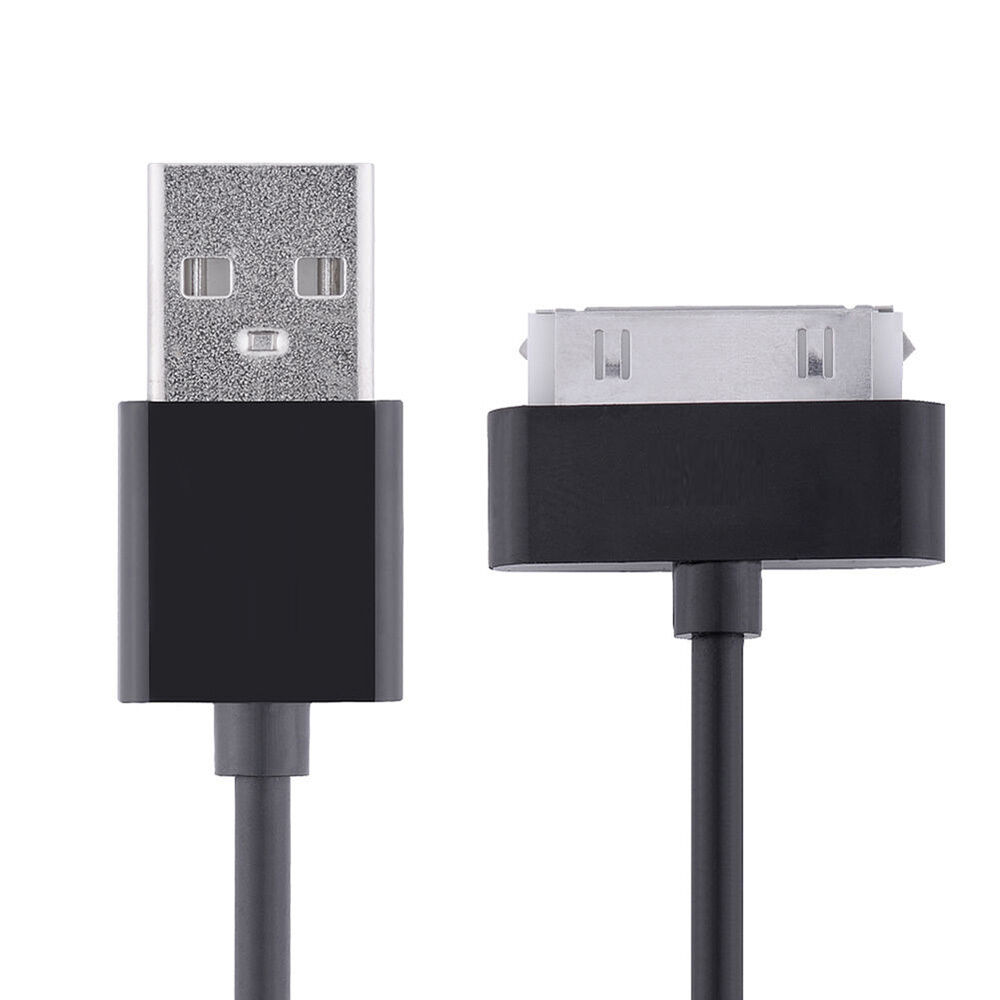 usb sync data charging charger cable cord for apple iphone 4 4s 4g 4th ipod ebay. Black Bedroom Furniture Sets. Home Design Ideas