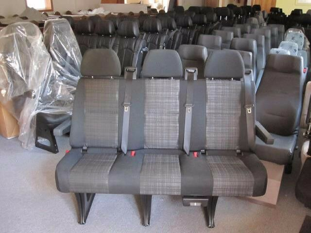 Sprinter Seat 3 Bench Seat Mercedes Seat 2014 15 Cloth New