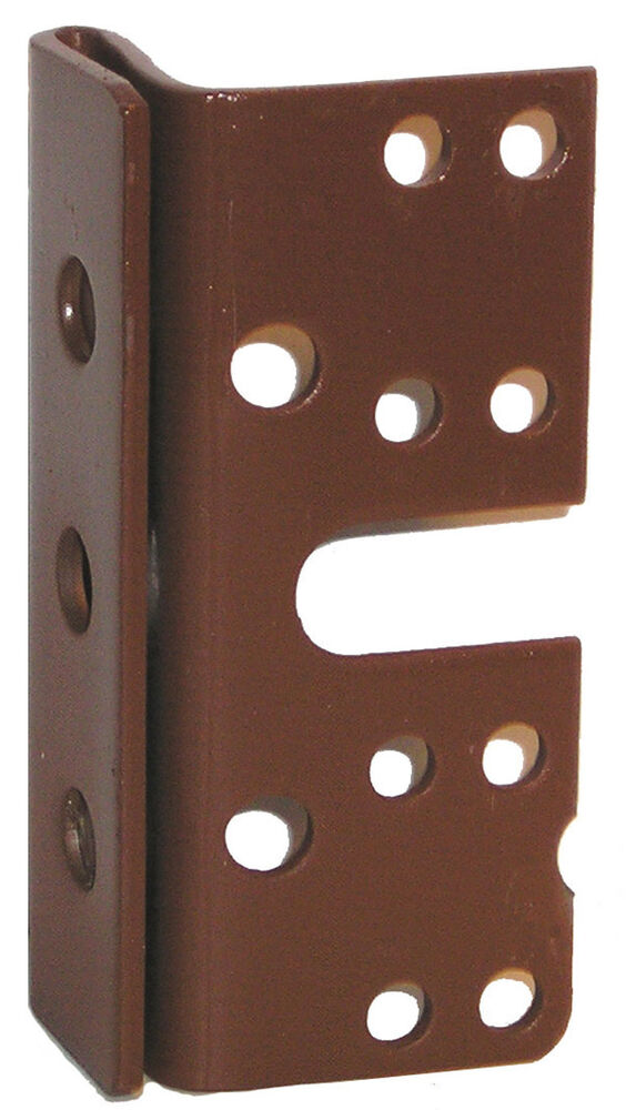 headboard footboard bed rail hanger bracket for 2 double hook