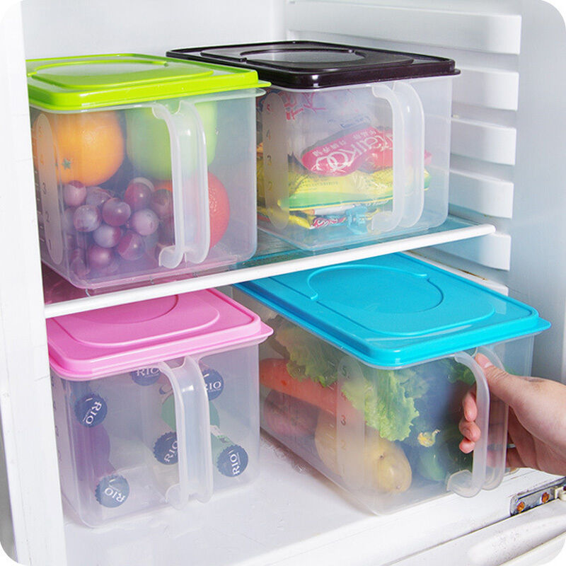 kitchen storage box kitchen food crisper food container box refrigerator 3125