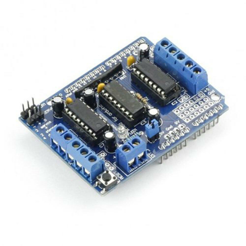 L293d Motor Drive Shield Expansion Board For Arduino