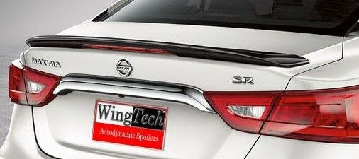 for nissan maxima pre painted sport rear spoiler wing 2016 2017 ebay. Black Bedroom Furniture Sets. Home Design Ideas