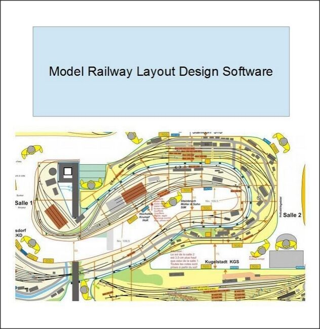 Simple Cad Software For Designing Model Railway Layouts