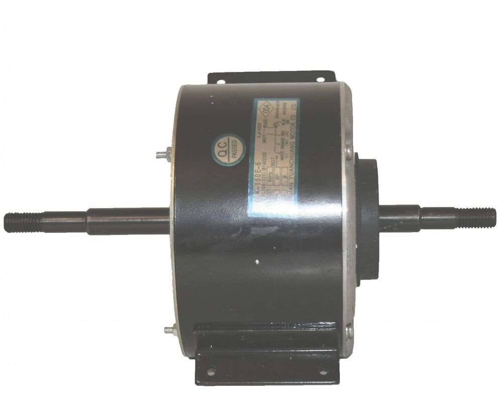 Double Shaft Fan Blower Motor Ysk 230v 50 60hz 150w Quot Ysk