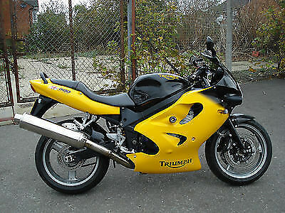 Ducati Touch Up Paint Yellow