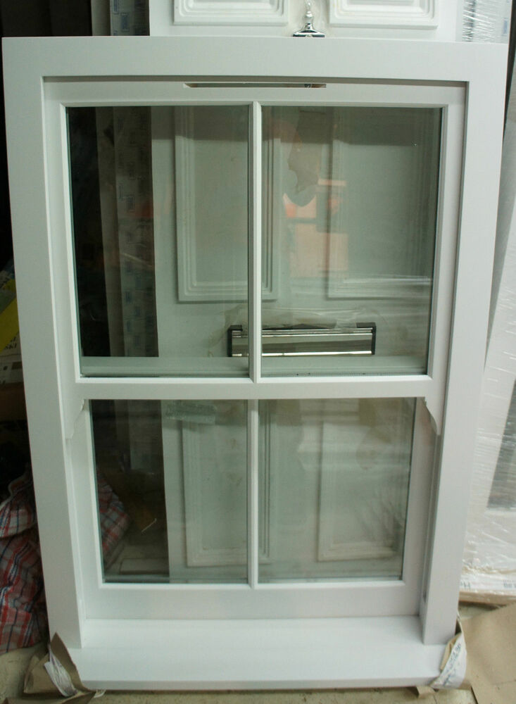 Wooden sash windows new any size 163 399 made to measure fully finished ebay