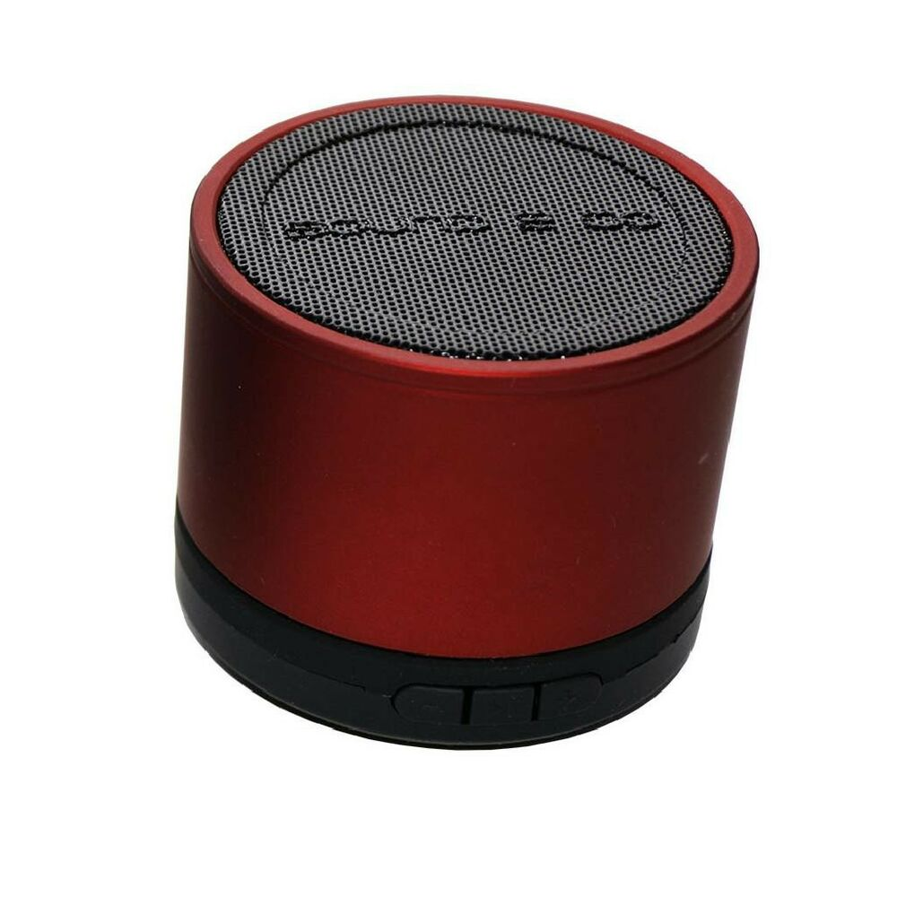 sound2go colourbass rot lautsprecher speaker musik box micro sd kartenslot aux ebay. Black Bedroom Furniture Sets. Home Design Ideas