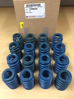 GM#12499224 CHEVROLET PERFORMANCE VALVE SPRING KIT LS2 LS3 ...