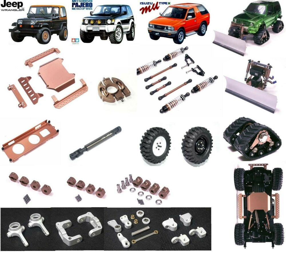 Option Parts For Tamiya Cc01 Chassis Damper Suspension