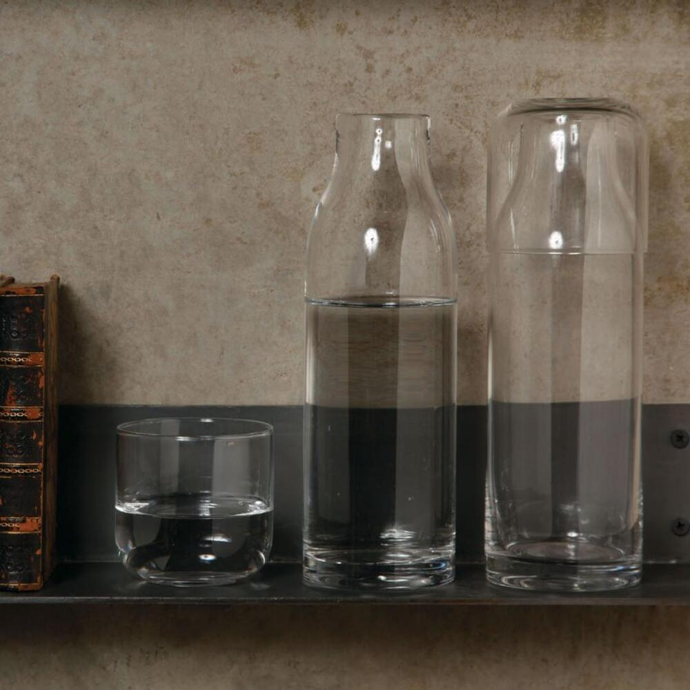 Bedside Carafe With Glass
