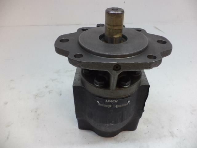 Front Mounted Hydraulic Pump : New leach signature front load garbage truck mounted