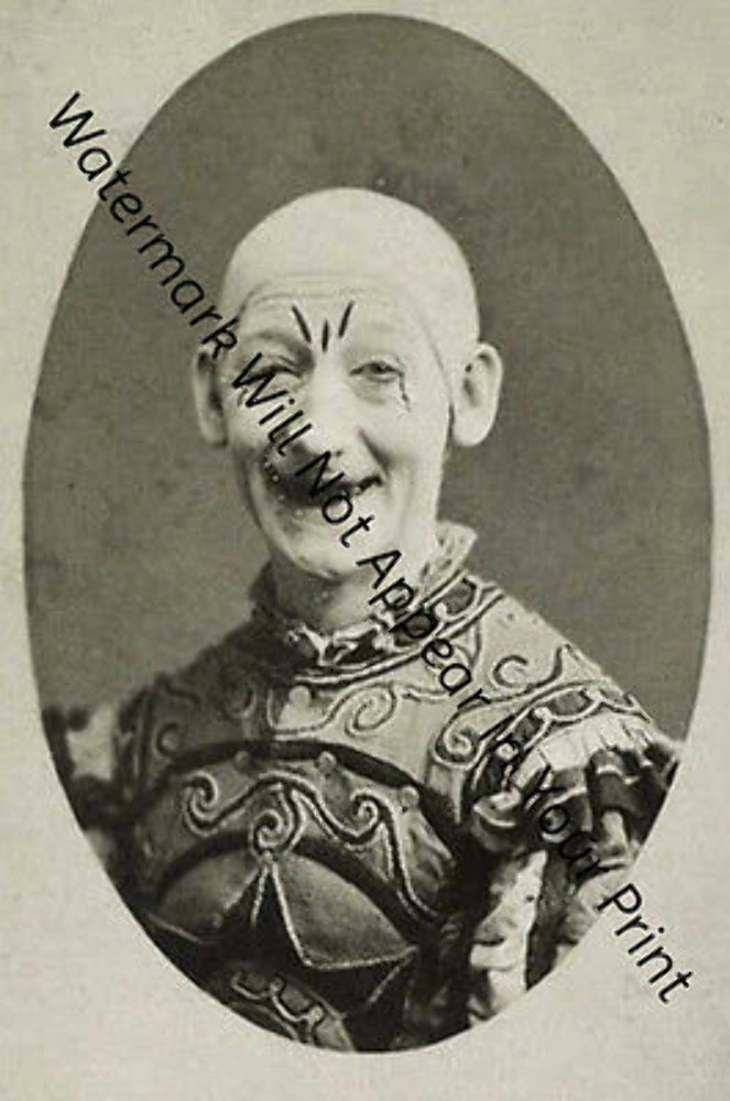 hercules summary_ODD BIZARRE STRANGE WEIRD CREEPY CRAZY FREAKY Really Scary Clown VINTAGE PIC | eBay