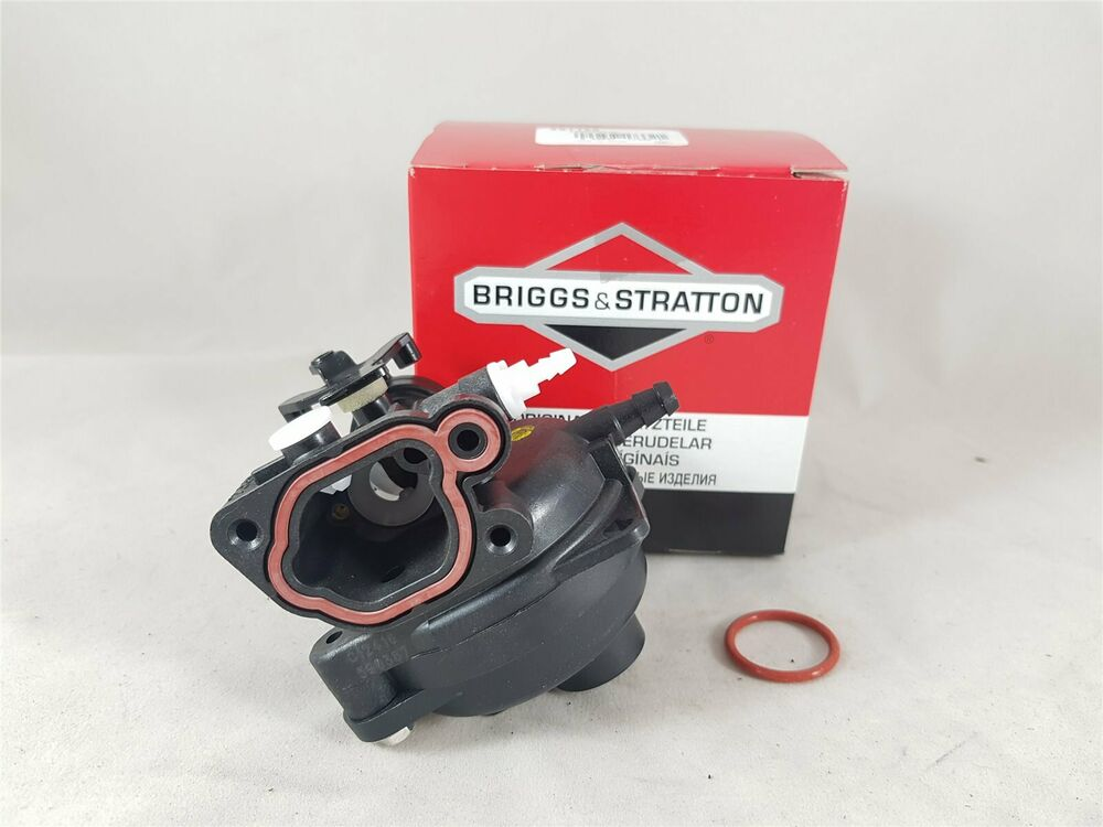 original briggs stratton vergaser motor rasenm her 591160. Black Bedroom Furniture Sets. Home Design Ideas