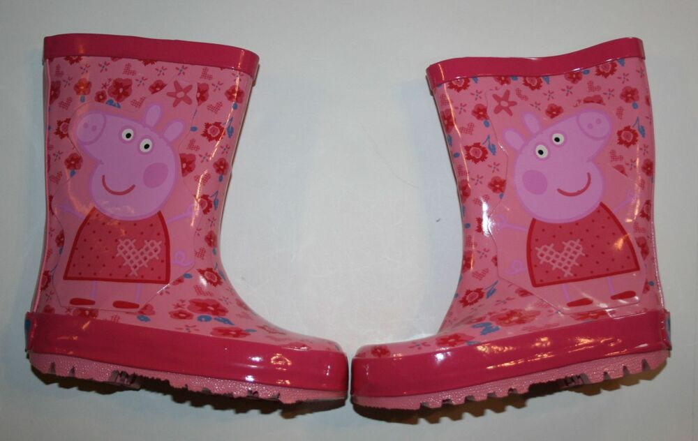Pig In Rain Boots