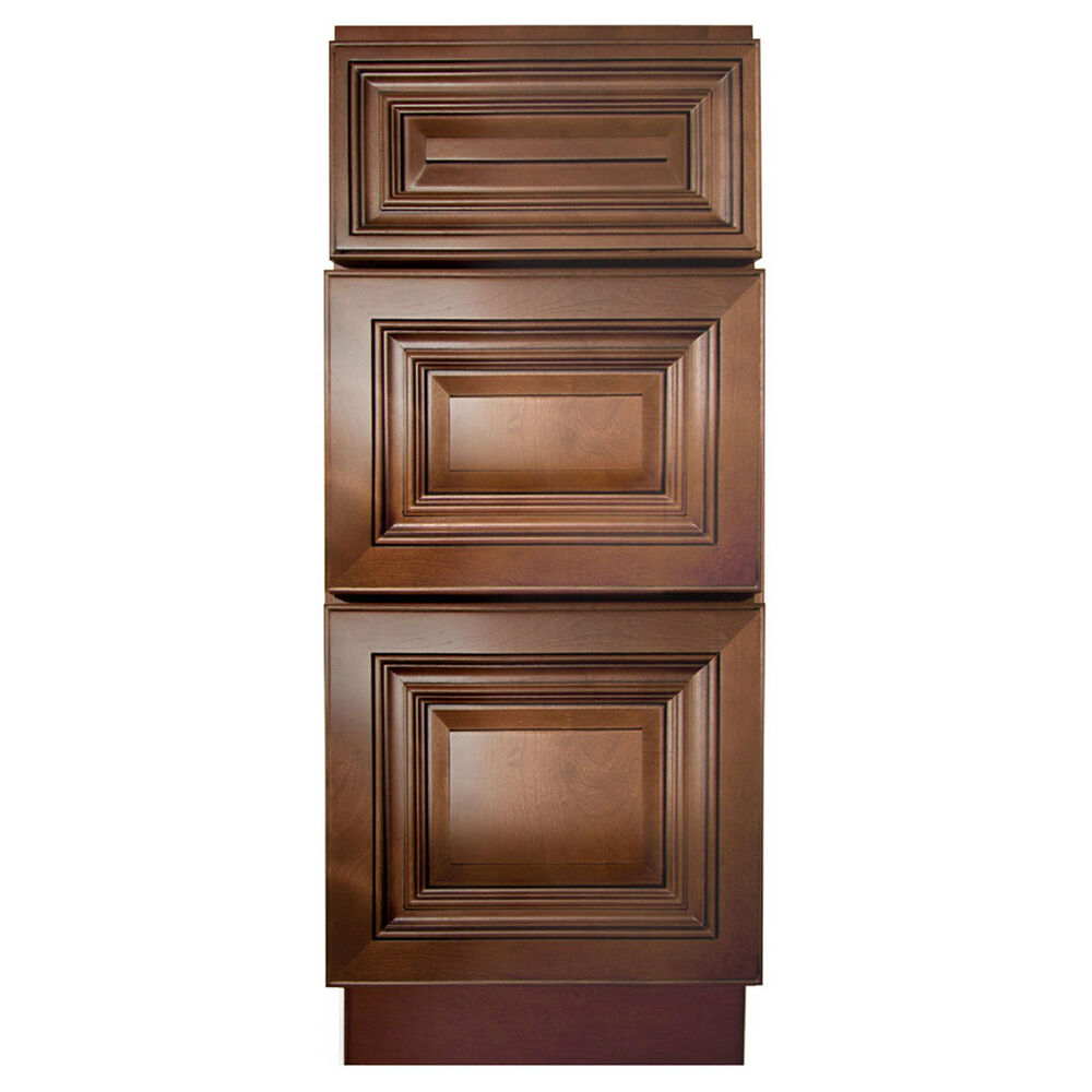 12 inch bathroom cabinet lesscare geneva 12 quot bathroom maple vanity drawer base 10023