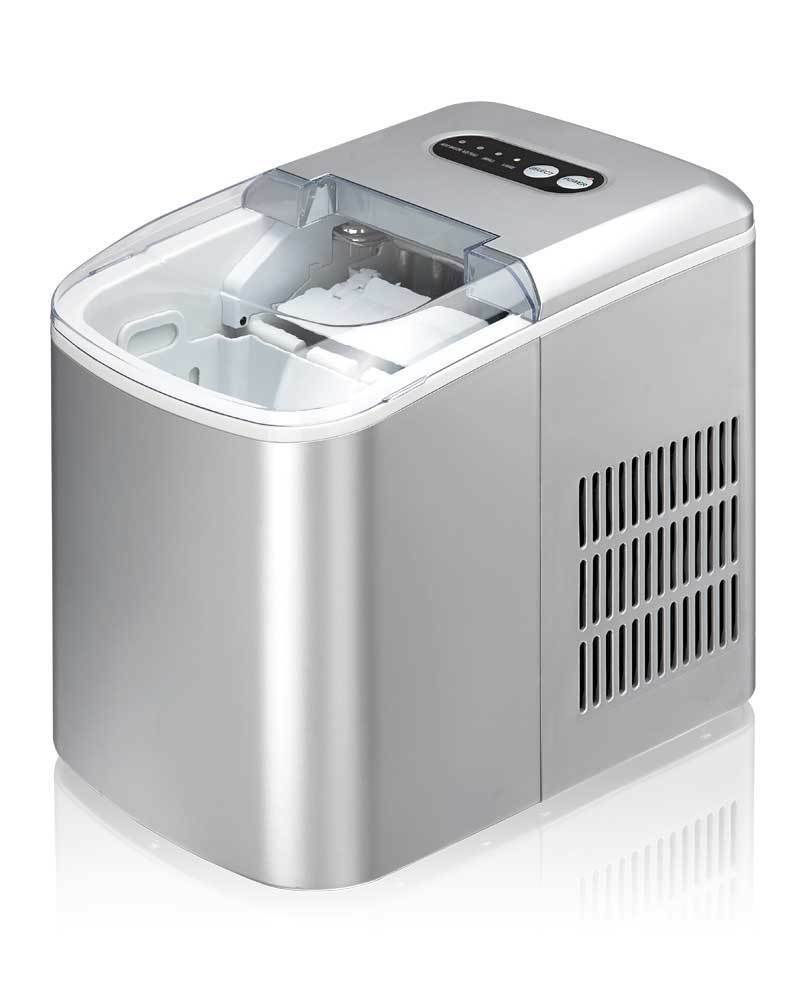 Sunpentown SPT Portable Countertop Ice Maker - Silver - IM-124S eBay