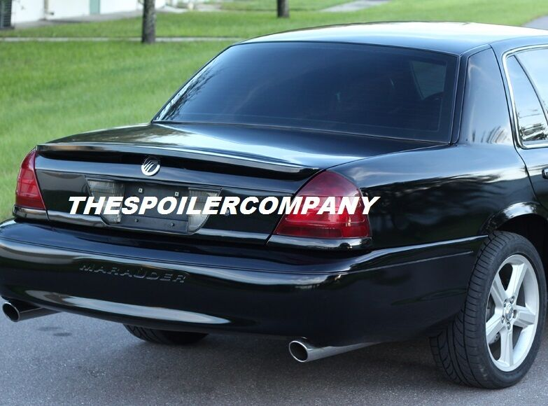 For Mercury Marauder Primered Un Painted Factory Style Rear Spoiler Wing 2003 Ebay