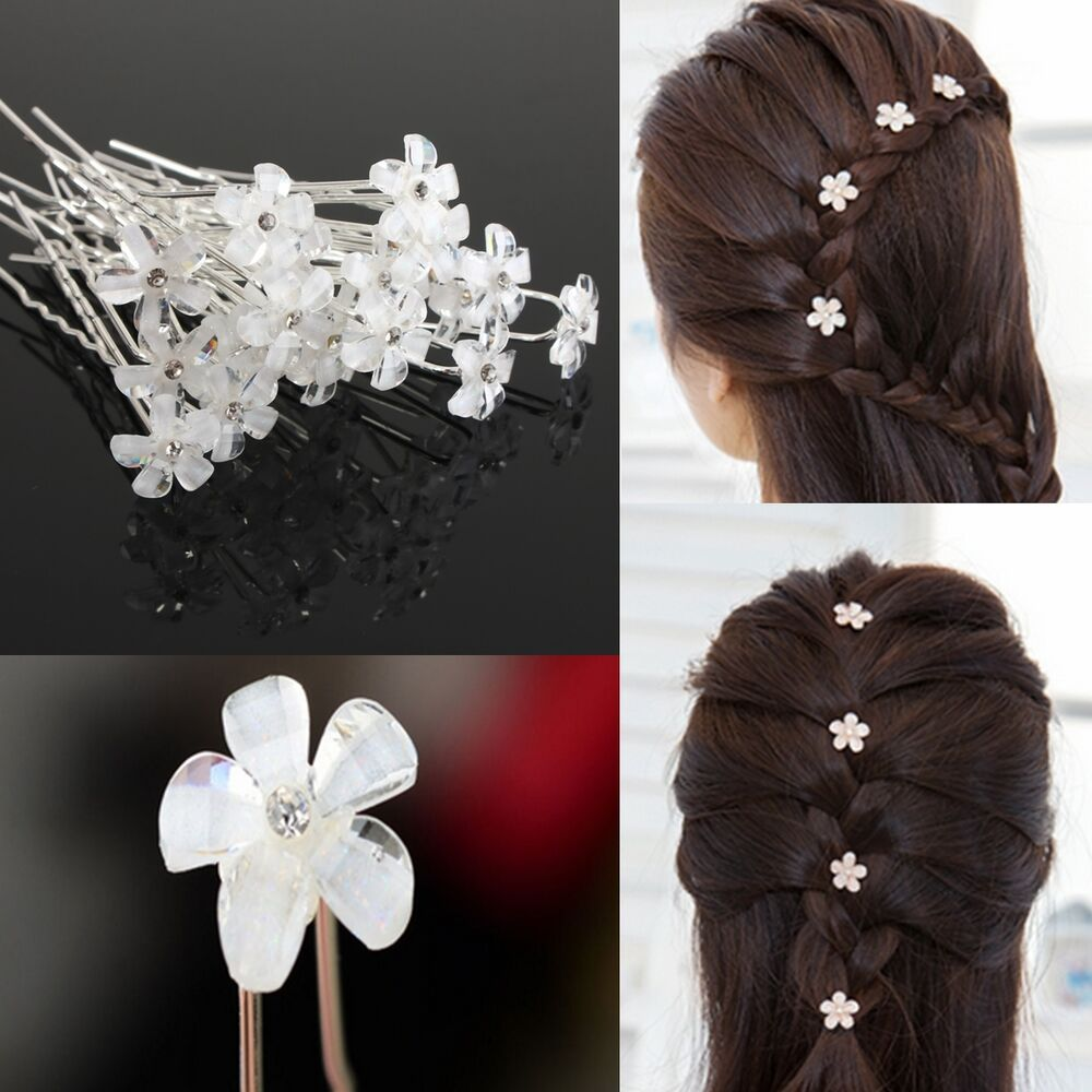 * White or Ivory Pearl & Crystal Flower Bridal Hair Pin Suggested Retail Price: $ Wholesale Price: $ * Silver Ivory Clear Flower Pin Suggested Retail Price: $ Wholesale Price: $ * Fabulous Gold Clear Crystal & White Pearl Flower Hair Pin