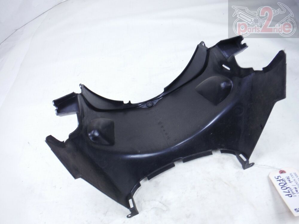 Yamaha Zuma Scooter Cover Of 2005 Yamaha Zuma 50cc Scooter Oem Inner Middle Under Seat