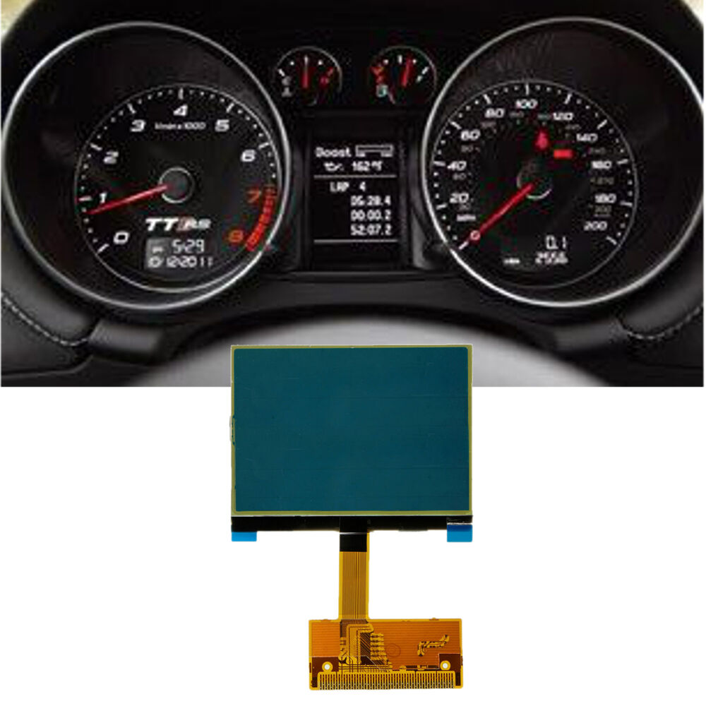 Instrument Cluster LCD Display Screen For Audi A6 TT 8N