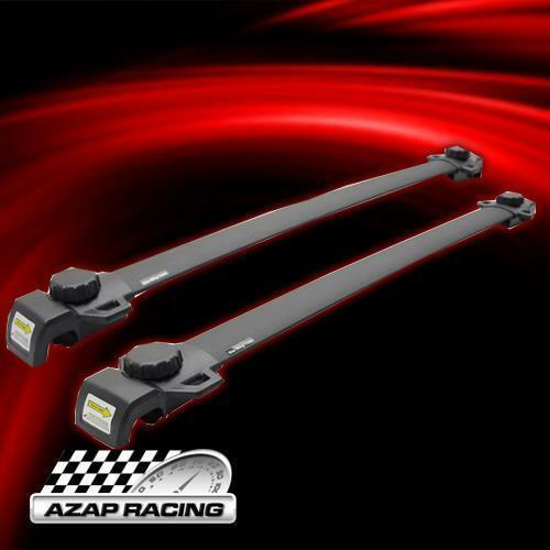 07 2015 Oe Type Pair Roof Rack Cross Bar Black Luggage Carrier For Jeep Patriot Ebay