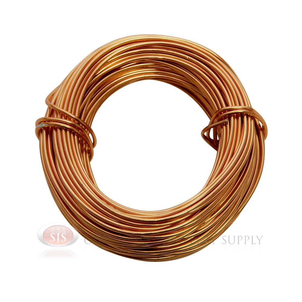 copper aluminum craft wire 18 gauge 39 feet 11 8 meters