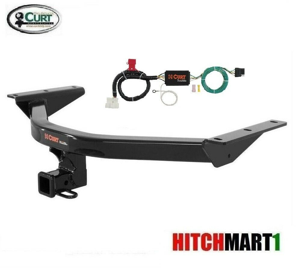 fits 2016 honda pilot class 3 curt trailer hitch wiring 2 tow receiver 13146 ebay. Black Bedroom Furniture Sets. Home Design Ideas