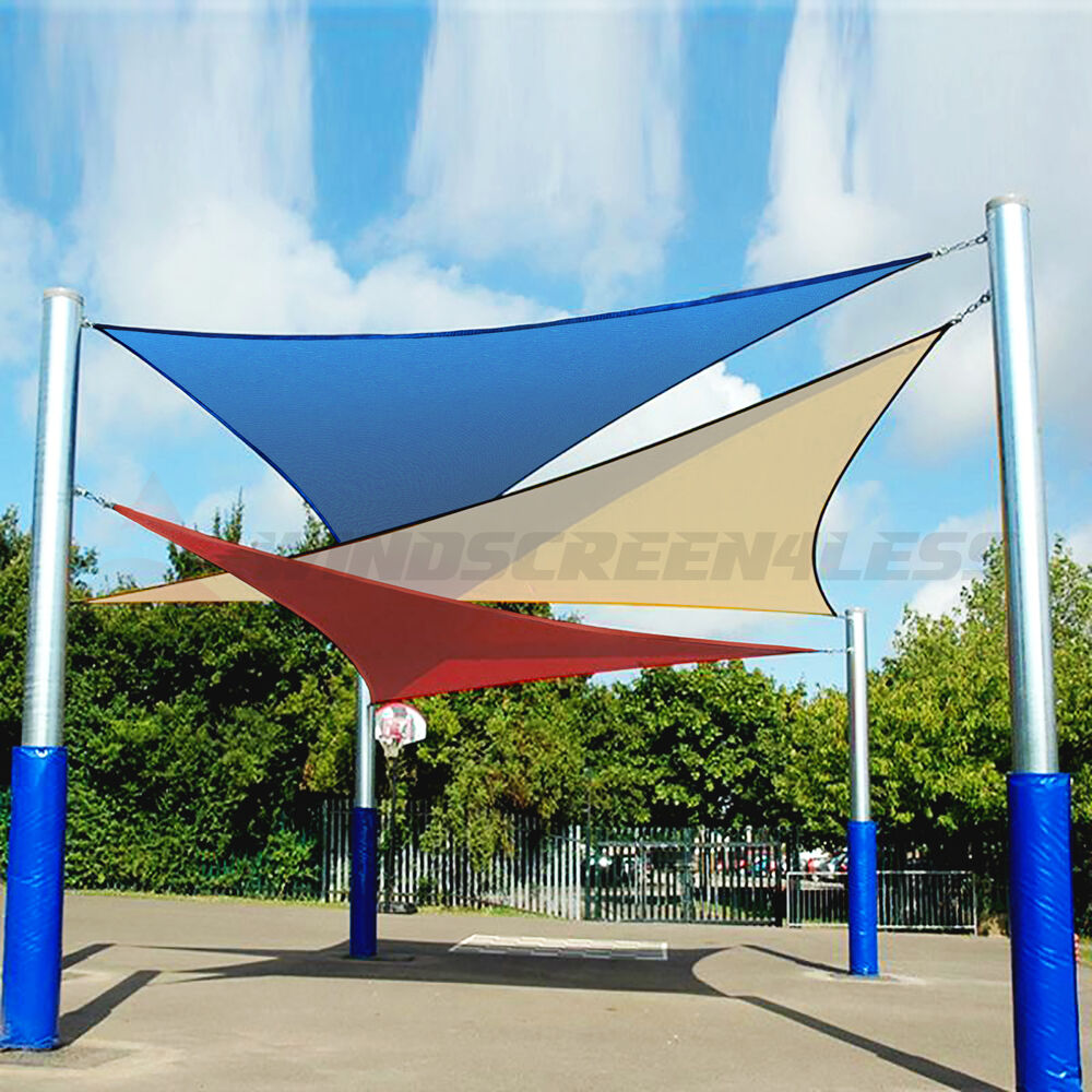 Customize Sun Shade Sail Outdoor Patio Pool 16 17 18 19