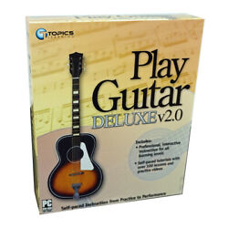 Learn how to Play the Guitar DVD-Rom - Self Paced Beginner lessons (100+)DVD-Rom