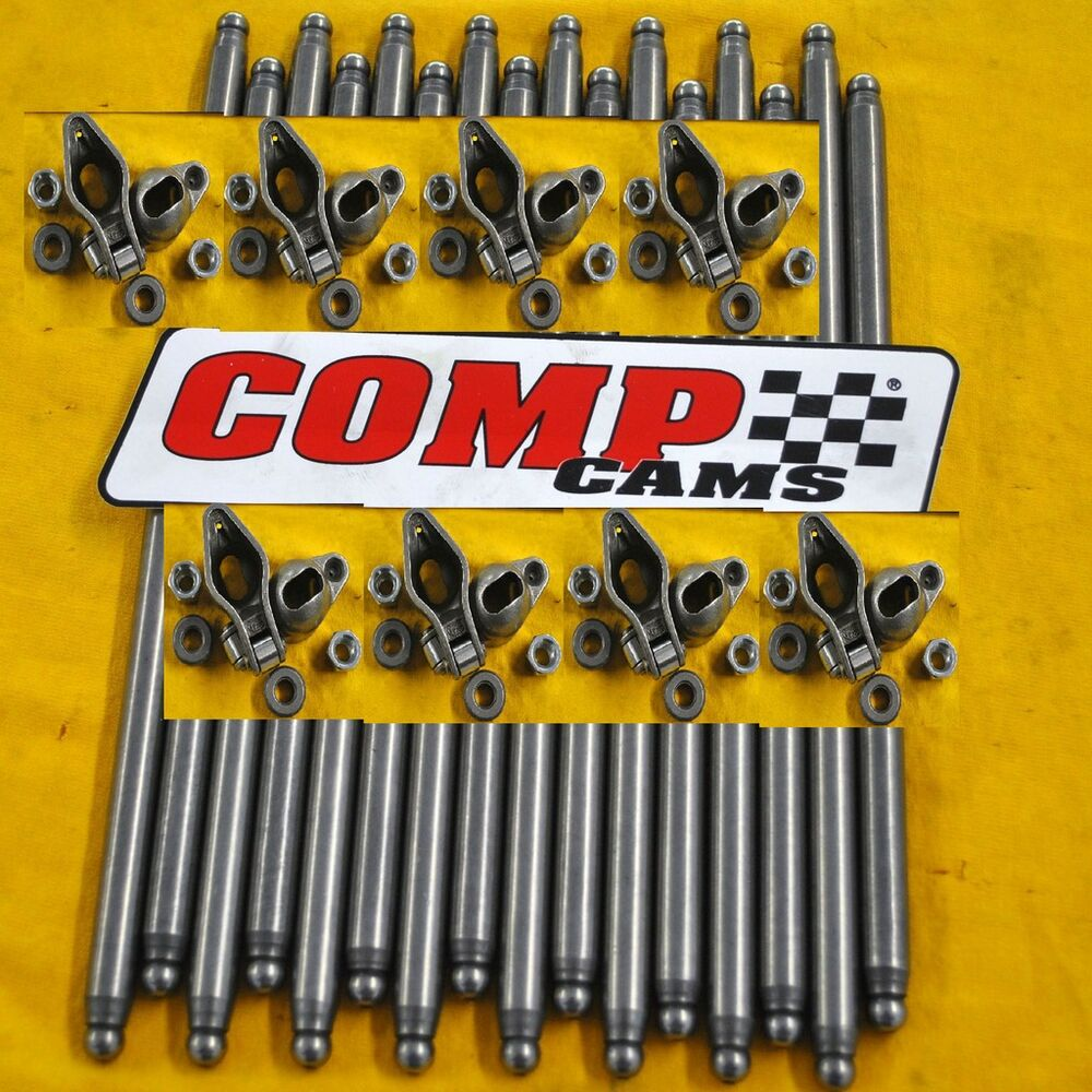 Comp Cams Rp1411-16 BBC Magnum Rocker Arm Kit With