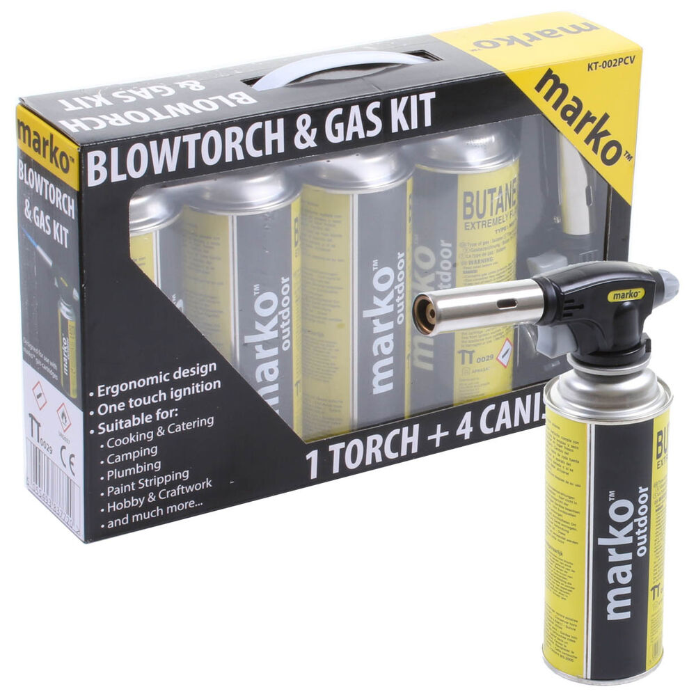 1000 Ideas About Chefs Blow Torch On Pinterest: Marko Professional Chefs Blow Torch Cooking Catering Creme