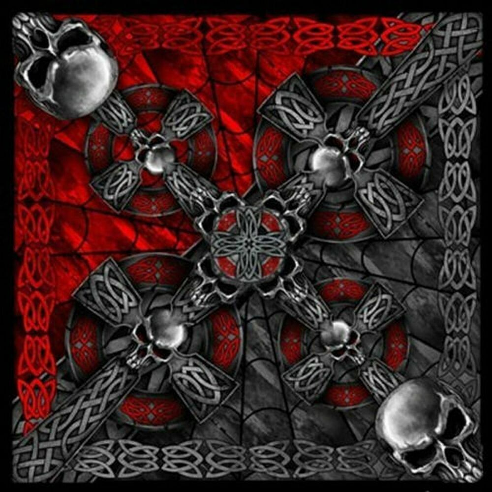 Celtic Cross with Goth...