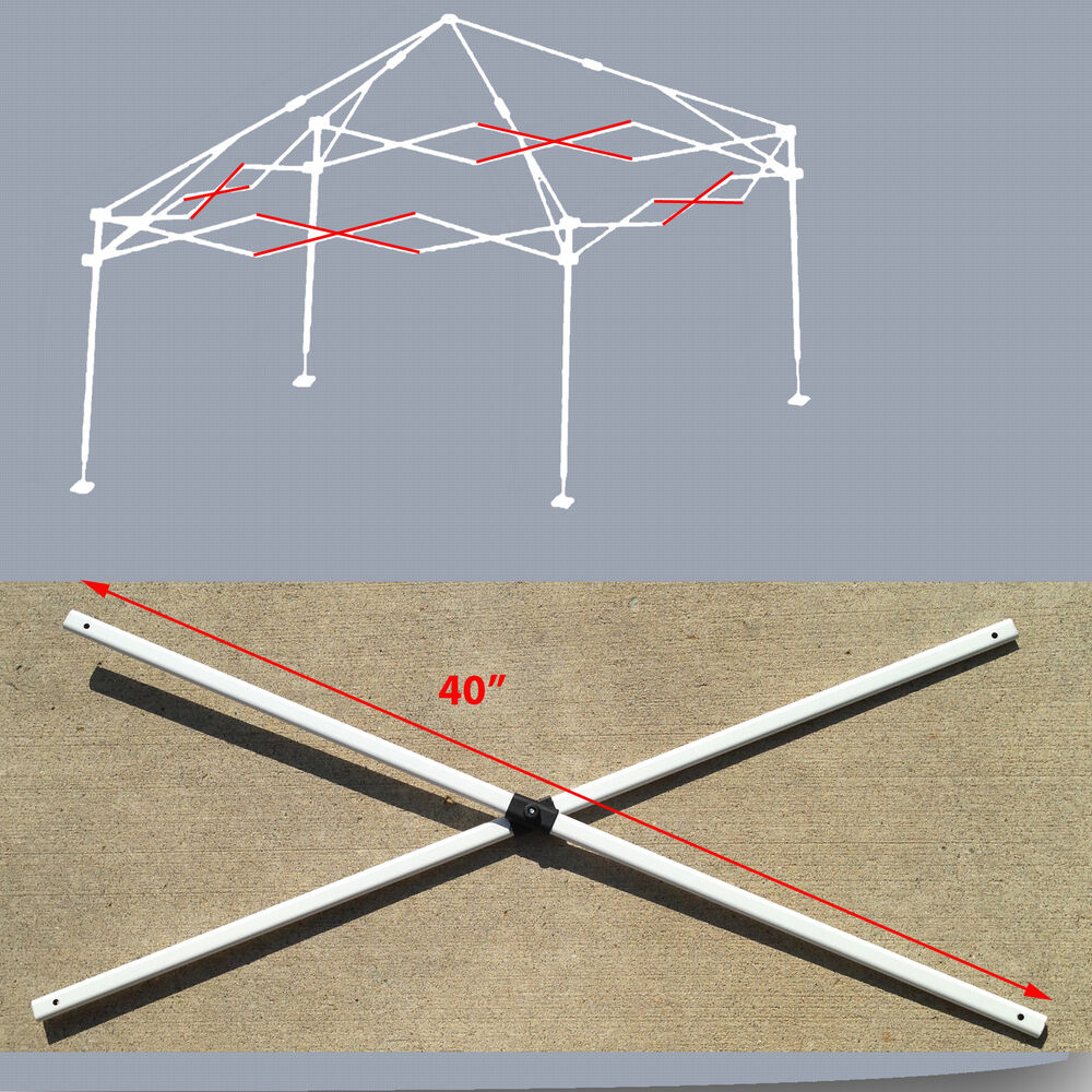 E Z Up Envoy 10 X10 Instant Canopy Gazebo Middle Truss